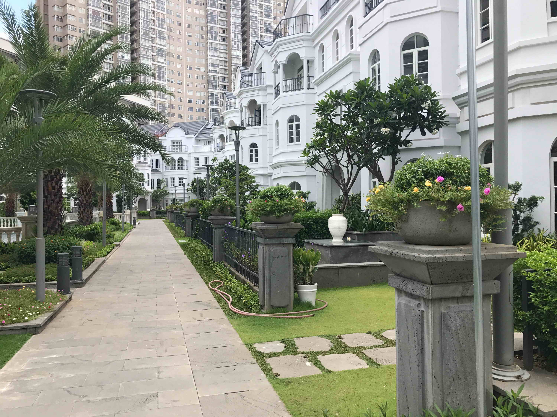 Saigon Pearl Residence Villas