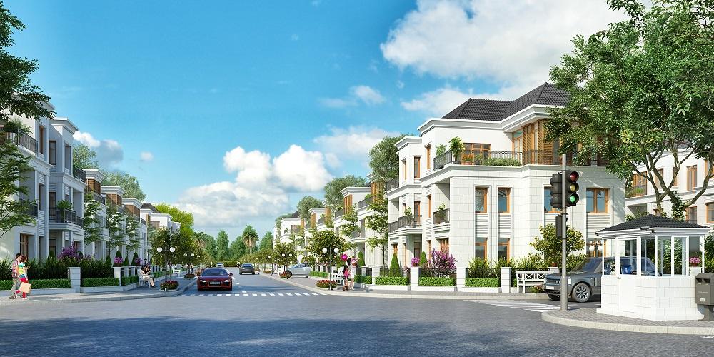 Vinhomes Residence Villa Tan Cang